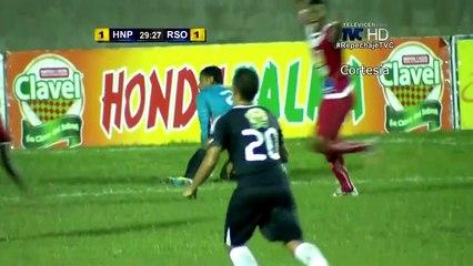 Goles Honduras vs Real Sociedad 4-3 (22/11/2014)