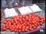 Dunya News - PML-N workers plan to throw tomatoes, eggs and shoes on Imran Khan