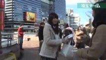[乃木ここ] #01 2012.02.19 祝!始動 アンダーから選抜への登竜門!PRタイム争奪ティッシュ配り!