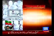 PMLN Workers Plan To Throw Tomatoes, Eggs And Shoes On Imran Khan
