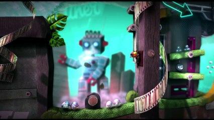 LBP3 Trailer de Lancement de LittleBigPlanet 3