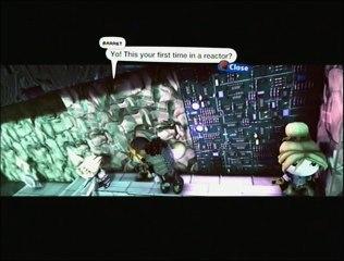 LBP 3 Remake de Final Fantasy VII de LittleBigPlanet 3