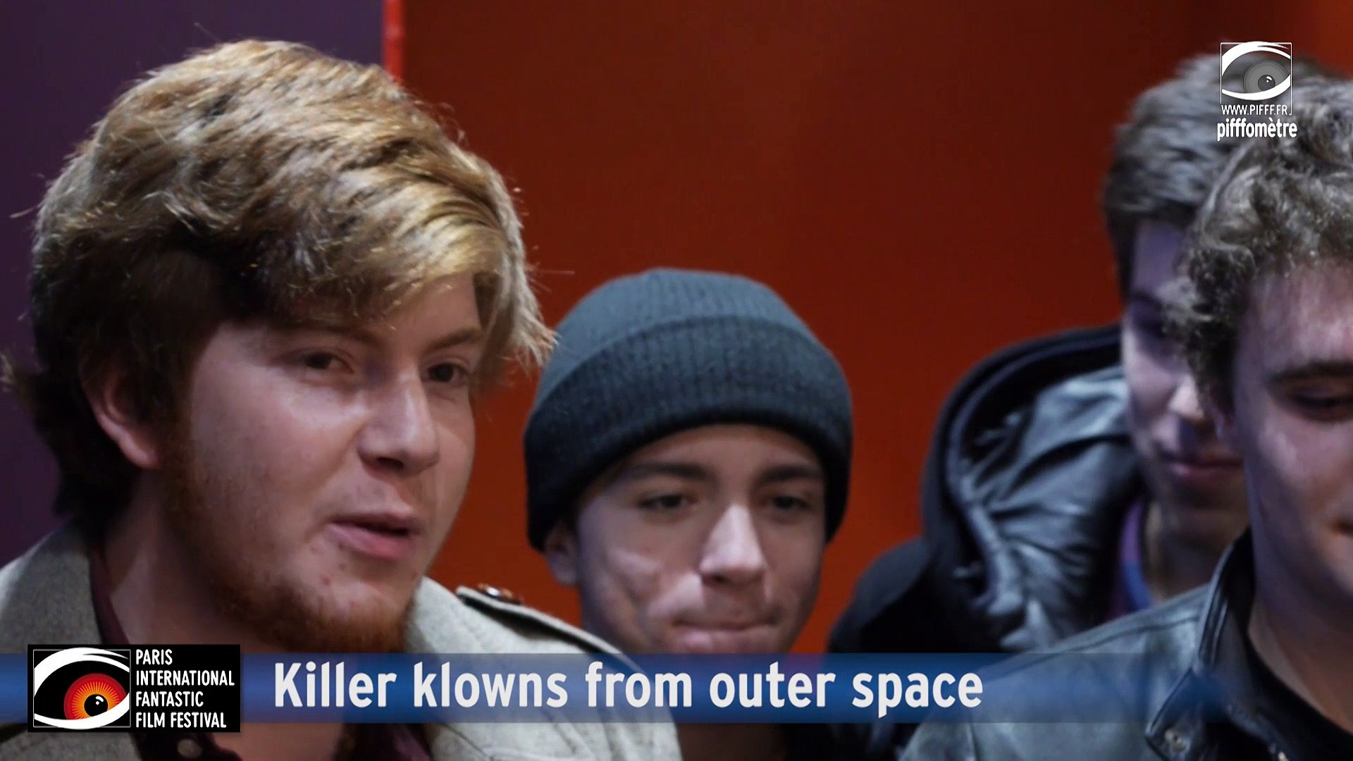 PIFFF 2014 - Killer Klowns from outer space - Avis public