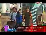 Hot Arpita Khan and Aayush Sharma's arrival at Mumbai Airport _ Exclusive BY video vines CH144