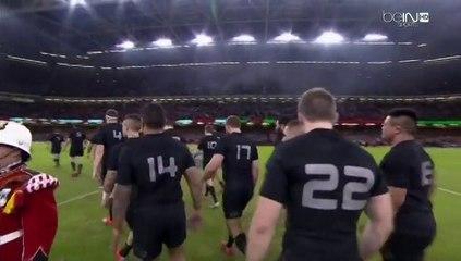 1st 1/2 WAL vs NZ
