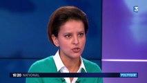 "Najat Vallaud-Belkacem : ""François Hollande en 2017 sera le candidat naturel de la gauche"""