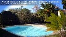 A vendre - maison - Biarritz (64200) - 5 pièces - 230m²