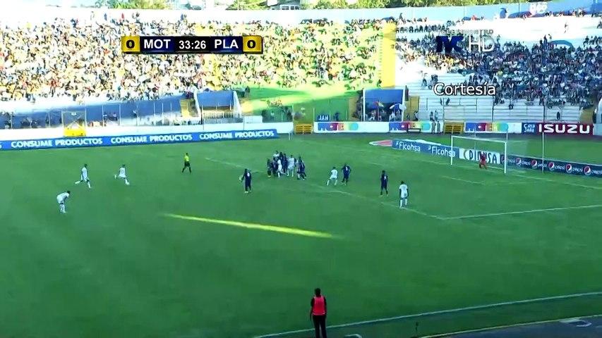 Goles Motagua vs Platense 2-1 (23/11/2014)