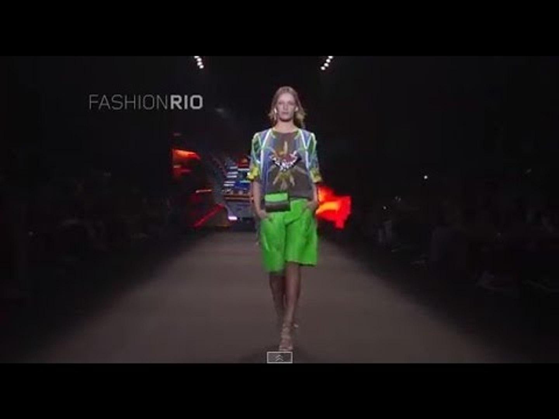 Desfile Espaço Fashion - Fashion Rio 2014