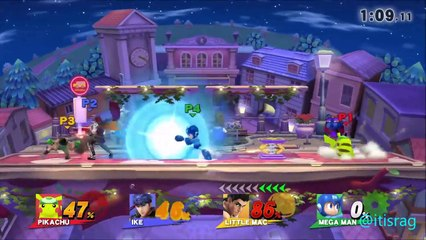Super Smash Bros. for Wii U Online