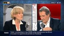 Bourdin Direct: Nadine Morano - 24/11