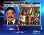Court Orders Case Against Sheikh Rasheed For Allegedly Inciting Violence During His Speech