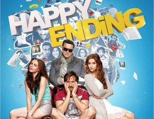 Happy Ending Movie Review | Saif Ali Khan, Ileana  D'cruz & Govinda