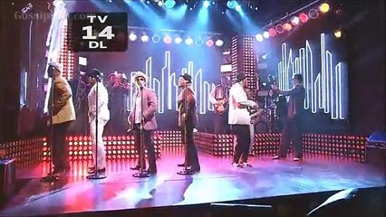 Mark Ronson x Bruno Mars & Mystikal - Feel Right live @SNL