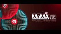 Panorama des entreprises de spectacles de musiques actuelles et de variétés @ MaMA 2014, 17 Octobre, Le Louxor, Paris