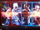 Tekken Tag 2 casuals - Jin/Raven vs Kazuya/Miguel