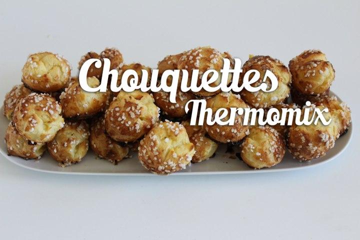 Recette des Chouquettes au Thermomix   Amandine Cuisine