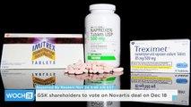 GSK Shareholders to Vote on Novartis Deal on Dec 18