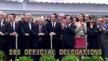 SALON INTERNATIONAL DE L'AERONAUTIQUE ET DE L'ESPACE PARIS-LE BOURGET - PARIS AIR SHOW