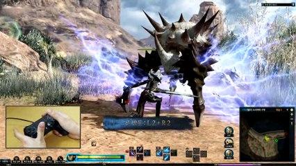 Gameplay manette en main pour Kingdom Under Fire 2 de Kingdom Under Fire II