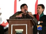 Sessions judge orders to file case against Sheikh Rasheed-Geo Reports-24 Nov 2014