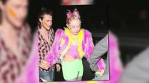 Miley Cyrus Celebrated Her 22nd Birthday with Patrick Schwarzenegger and Madhouse-Themed Bash