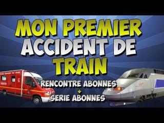 Les aventures de Toto | Mon premier accident de train ! #24