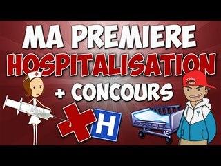 Les aventures de Toto | Ma première Hospitalisation + concours ! #13