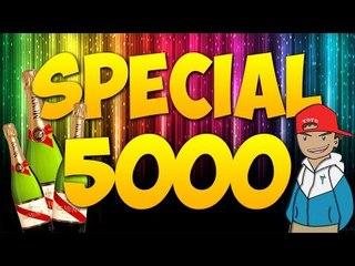 Vidéo Spécial 5000 Abonnés ♥