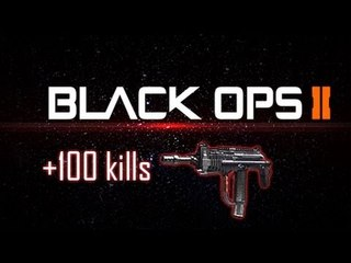 +100 kill BlackOps2 | Bienvenue sur ma chaine !