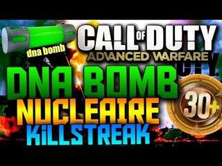 """COD : ADVANCED WARFARE - """"DNA BOMB"""" - NUCLEAIRE KILLSTREAK CACHÉ ! (RETOUR DE LA NUKE)"""