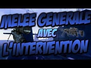 *LIVE* Mélée Générale à l'Intervention + 360 Killcam de la mort qui tue !