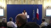 Ségolène Royal présente la feuille de route de la Conférence environnementale : thématiques et enjeux