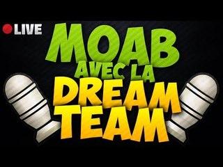 Mw3   MOAB en live avec la Dream-Team !