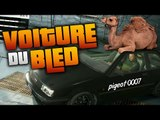 PARODIE PIGEOT 0007 ! La VOITURE du BLED (GTA V Parodie)
