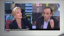 LCI - Interrogé sur Le Pen et Soral, Éric Zemmour s'énerve !