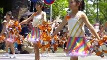 女子小中学生・チアダンス パレード