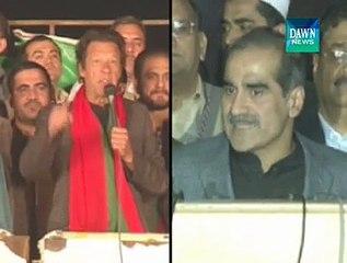 Imran Khan is misleading the nation :- Khwaja Saad Raffique