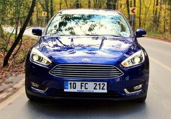 Test - Ford Focus (2015) // Eren Tekin