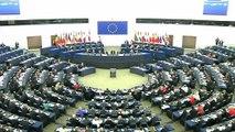 Les eurodéputés attendent le pape François