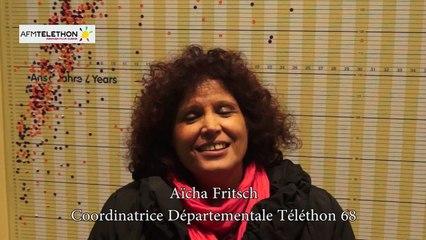 Téléthon : Le témoignage de Aïcha Fritsch