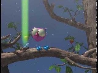 La Chouette - Soucoupe volante