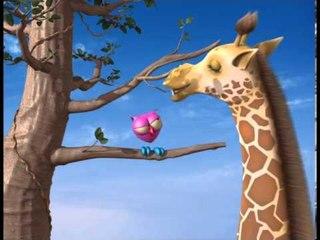 La Chouette - La girafe