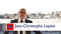Interview de Jean-Christophe Lépine, Président d'Innoveox pour le Club ADEME International - Développement international d'Innoveox