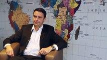 Interview de Christophe Chevillion, Directeur Général de Environnement SA pour le Club ADEME International - Développement international d'Environnement SA