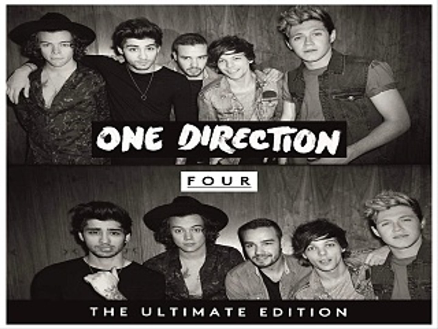[ DOWNLOAD ALBUM ] One Direction - FOUR (Deluxe Version) [ iTunesRip ]