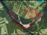 WIKHYDRO - Dordogne Présentation EPIDOR - Drone ENAC-LCPC