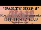 Royalty Free Instrumental - AudioJungle - Video Background - Hip Hop / Rap Beat - Party Hop #2