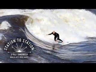 Worlds Best River Wave? Ståle & Terje | Station To Station - Ep 6