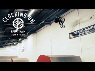 Harry Main - A Day In The Life | Clocking On - Ep 6